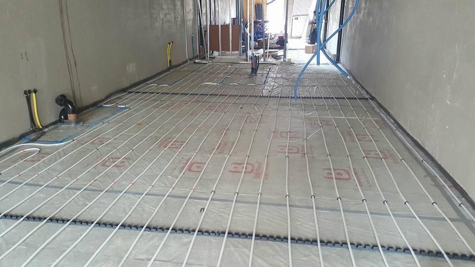 Underfloor Heating, Dublin - Nugetn Gas & Heating Walkinstown