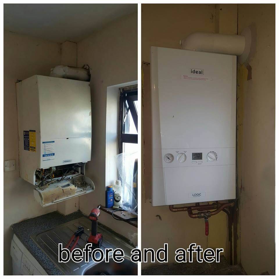 Boiler Install, Replacement, Upgrade, Dublin