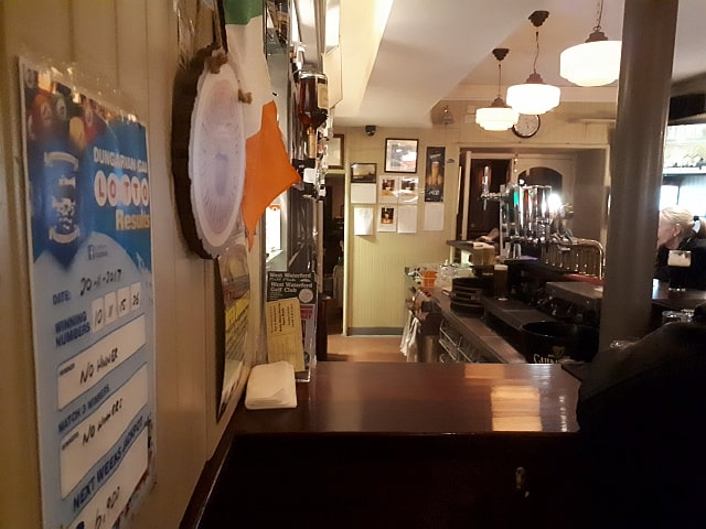 Traditional Bar Dungarvan