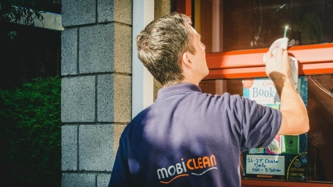 Commercial Window Cleaning Waterford - Mobiclean