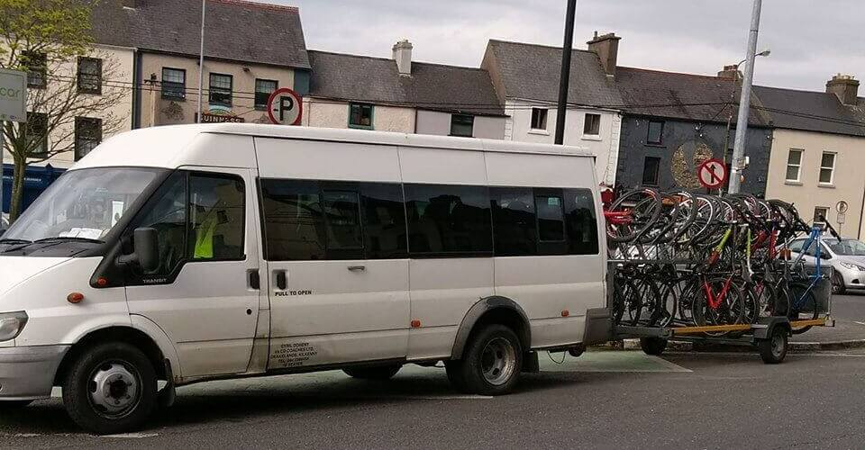 Waterford Greenway Shuttle Bus Service