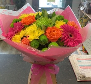 Flower Delivery Dungarvan Wild At Heart
