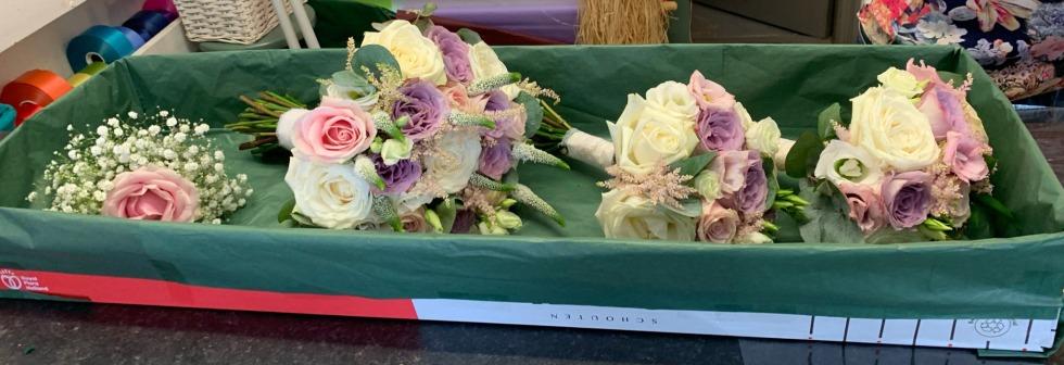 Wedding Flowers Dungarvan - Wild At Heart