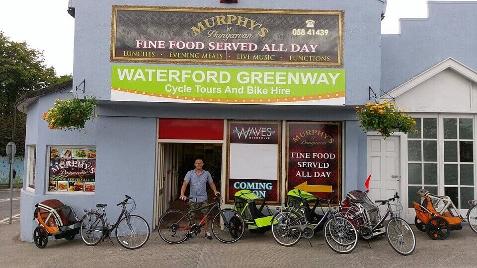 Bike Hire & Cycle Tours Waterford