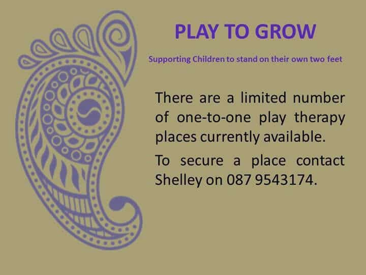 Play To Grow, Child Play Therapy, Cork