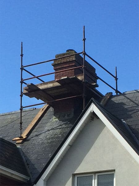 Brick Chimney Repairs Roscommon
