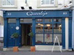 Quealys Bar Dungarvan Pub