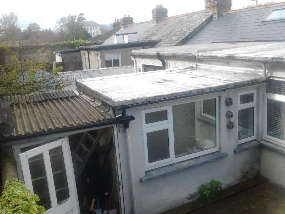Flat Roofing Repair Dublin Kildare