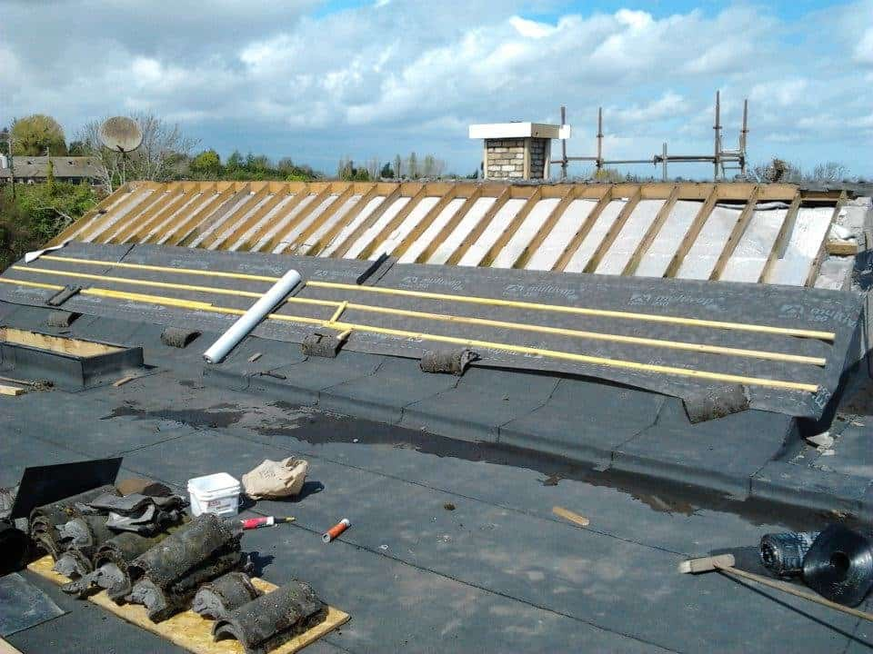 Roof Replacement Dublin Kildare