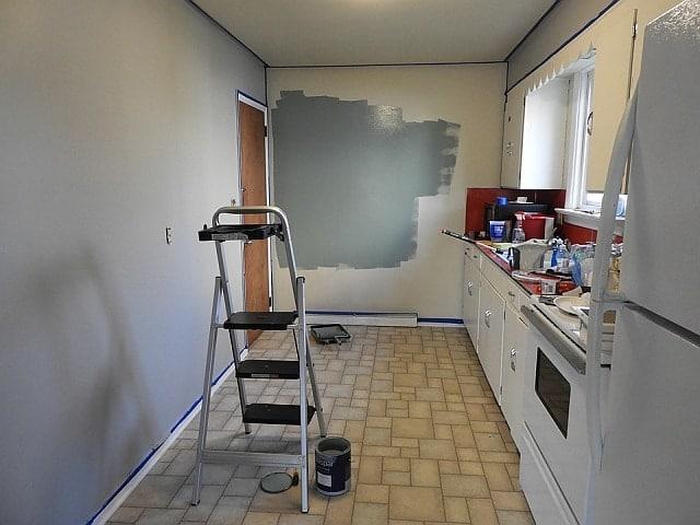 Kitchen Painter Kildare Meath