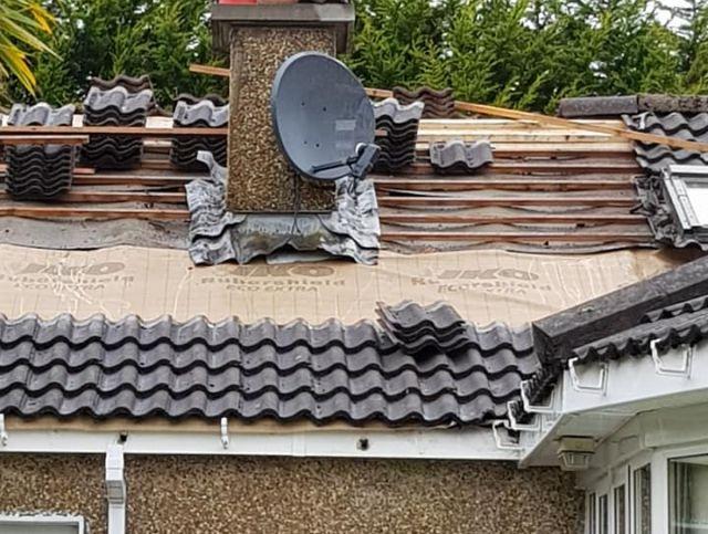New Roof Installation Cork