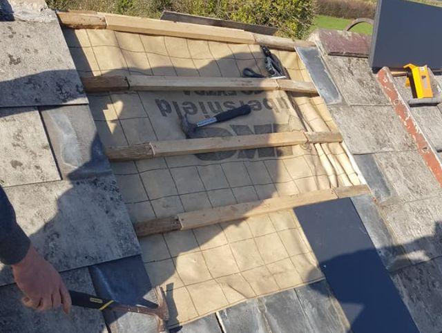 Cork Roof Repairs