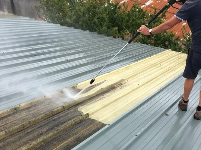 Roof Cleaning Renewal Roofers Cork