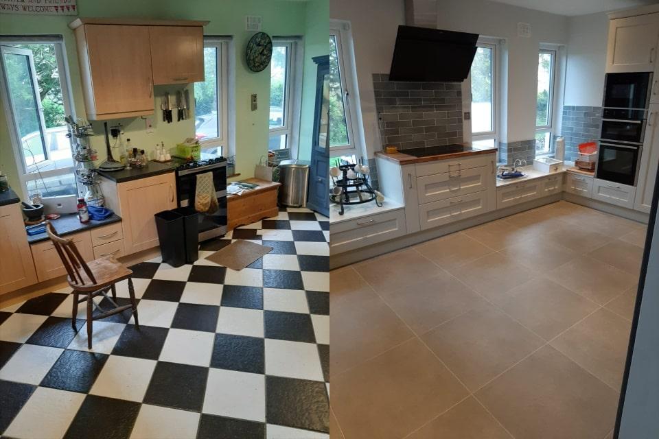 Kitchen Renovations in Cavan Roscommon Longford