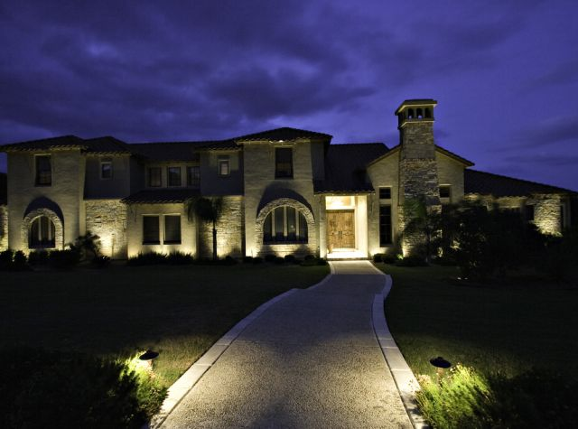 Exterior Lighting Waterford