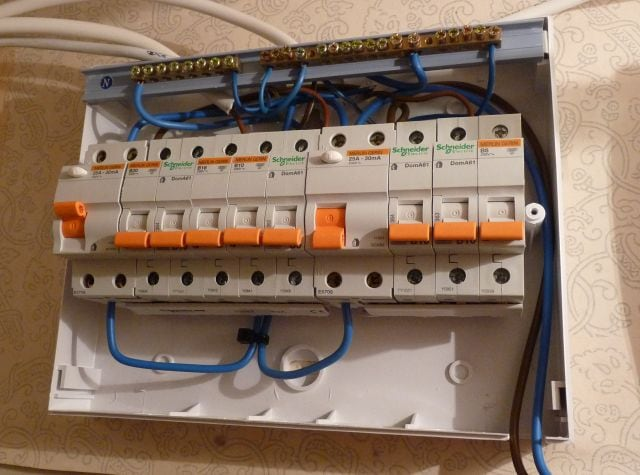 Electrician Waterford Fuse Board Install Replace Repair