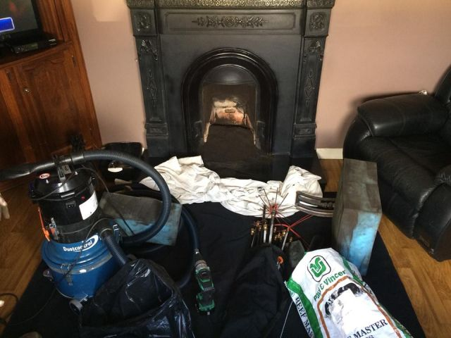 chimney cleaning galway