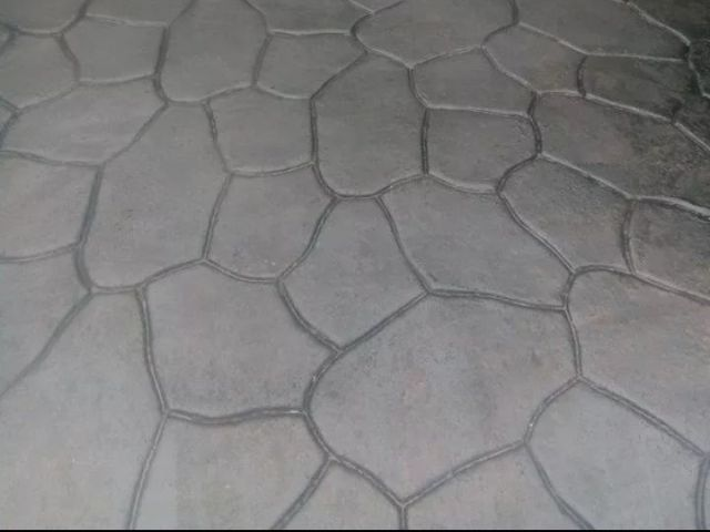 Concrete Imprinted Driveway Meath