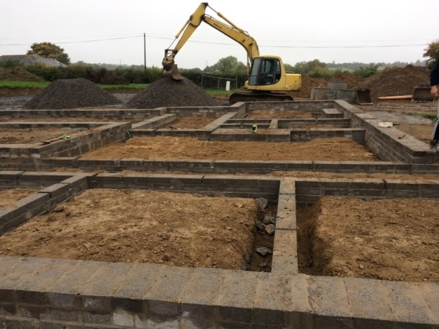 Foundations and DPC level Kildare