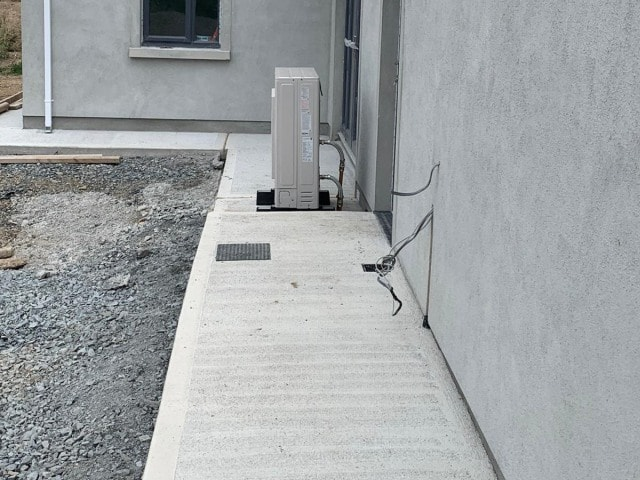 Laying Concrete Footpaths Kildare