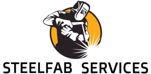 Steelfab Services Logo - Steel Fabrication Cork