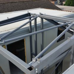 Structural Steel Frames Cork