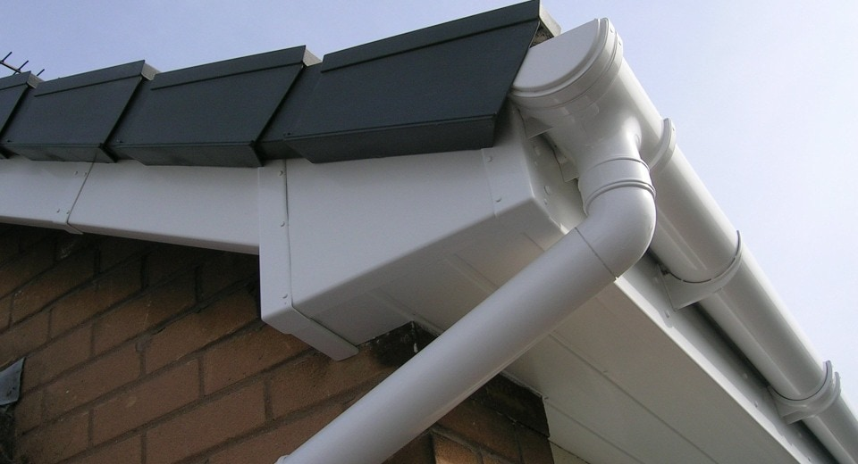 Gutters, PVC Fascia and Soffits Donegal