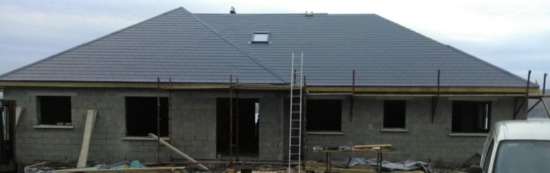 New Build Roofing Donegal