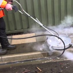 High Pressure Steam Cleaning Wexford