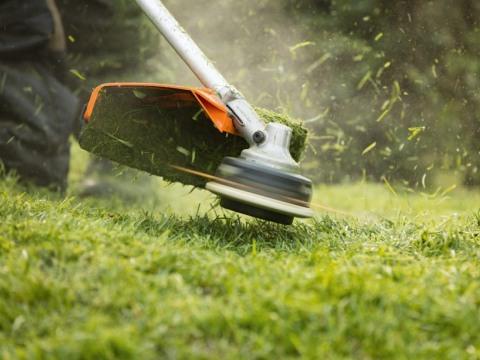 Garden Strimmer Services - Lawm Maintenance Wexford - Advanced Gardening Service