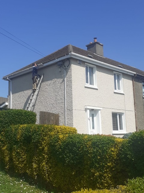 Gutter Repair and Replacement Contractor - Coast 2 Coast Gutters Wexford Waterford
