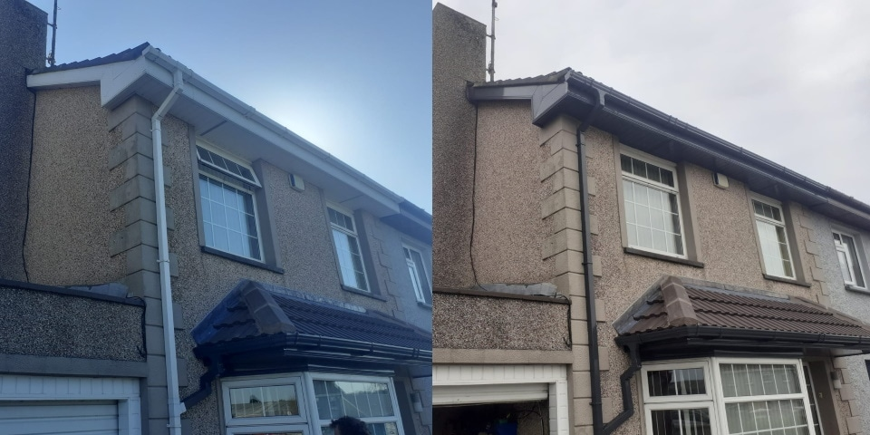 Gutter, Soffit and Fascia Installment and Repairs - Coast 2 Coast Gutters Wexford Waterford