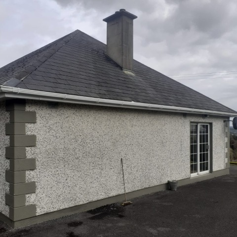 New PVC Gutter Installation Wexford Waterford Kilkenny - Coast 2 Coast Gutters