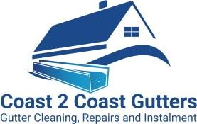 Coast 2 Coast Gutters Wexford Logo flat