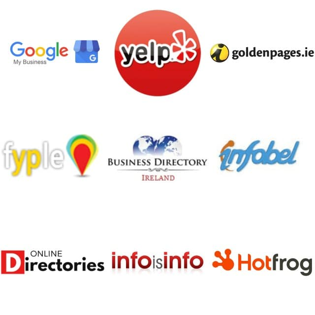 Online Business Directory Submissions Ireland - LSB Marketing