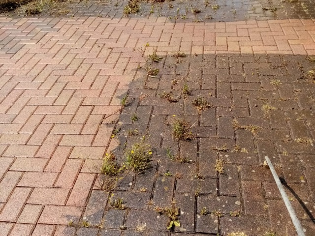 Driveway and Patio Cleaning, Power Washing Services - Murphys Nationwide Power Washing and Gardening