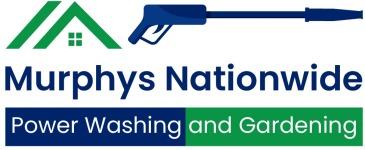 Murphys Nationwide Power Washing and Gardening Logo