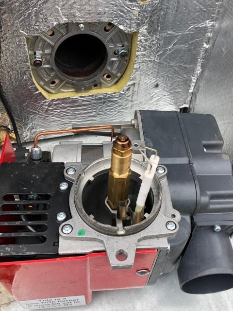 Oil Boiler Repairs Galway - grant vortex 50-90 oil boiler