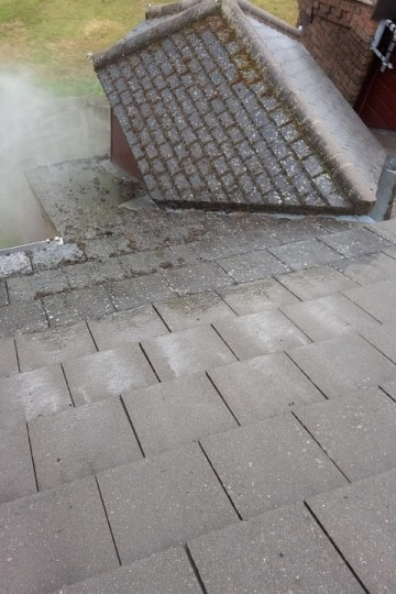 Roof Moss Removal Wexford - Murphys Nationwide Power Washing and Gardening